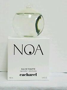 Noa  by Cacharel, 100mL 3.4 Oz Eau De Toilette Spray Women As In Pic New
