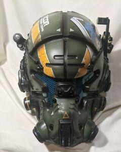 Titanfall 2 Vanguard Helmet Collector's Edition Helmet Without Stand