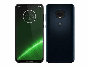 "Motorola Moto G7+ Plus 64GB/4GB RAM 6.2"" 4G LTE GSM Factory Unlocked NEW"