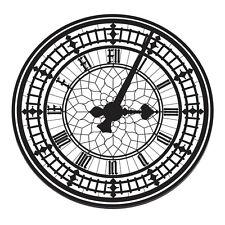 Big Ben Cara CIRCULAR London UK Reloj England Alfombrilla de ratón pc