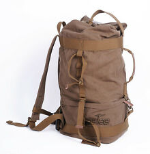 Waterproof Large Canvas Backpack Rucksack Travel Duffle Bag For Canon Nikon Sony