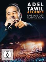 ADEL TAWIL - ADEL TAWIL & FRIENDS:LIVE AUS DER WUHLHEIDE BERLIN  2 CD+DVD NEW