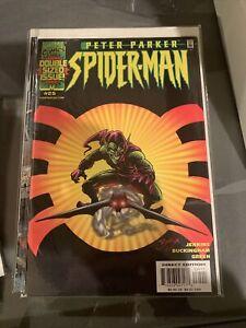 Peter Parker Spider Man Vol. 2 #25 Marvel Comics 1999
