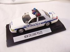 1/43 NEW ORLEANS POLICE