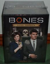 BONES SERIES COMPLETE 1-12 SEASONS 63 DISCS DVD NEW SEALED (UNOPENED)