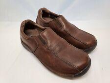 Dansko men's size EU 41 dark brown slip on comfort loafers 8501457800 (B22)