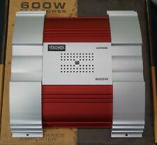 NEW VISONIK HIGH PERFORMANCE 600W PEAK POWER V-LITE V2408 MONO BLOCK AMPLIFIER