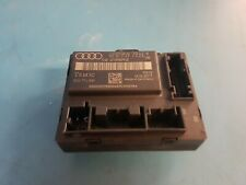 2007 Audi A6 4F0959793E Right Hand Front Driver Door Control Module ECU