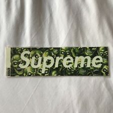 Supreme Skull Pile - Box Logo Sticker