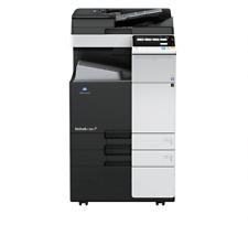 Konica Minolta Bizhub C308 Copier Printer Scanner Network LOW 100k total pages