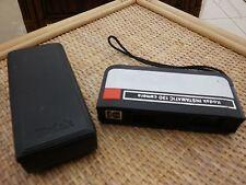 Cámara Kodak Instamatic Con Estuche Original