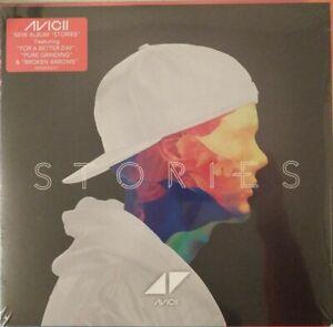 Avicii Stories Vinyl LP