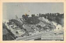 Canadienne Montreal Canada Dominion Park Birdseye View Antique Postcard K94344