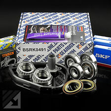 Mini One 1.6 inj GS5-65BH 5sp gearbox bearing oil seal pro rebuild kit