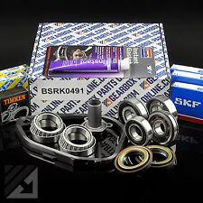 Mini One 1.6 inj GS5-65BH 5sp gearbox bearing oil seal pro rebuild kit