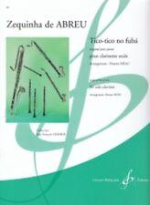 Zequinha De Abreu. Clarinet Sheet Music