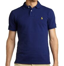 Ralph Lauren Polo 100% cotton Small Pony Short Sleeve Polo for Men
