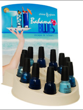 China Glaze BAHAMA BLUE Collection YOU CHOOSE From 6 Colors Nail Polish
