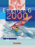 English G 2000 Ausgabe A 5 A5 Schülerbuch Gymnasium Cornelsen