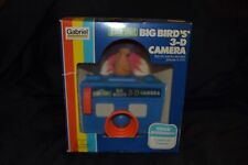 Sesame Street Big Bird 3-D Camera