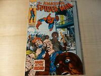 Amazing Spider-man #99, VF- 7.5, Panic in the Prison