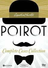 Agatha Christie's Poirot Complete Series Collection Season 1-13 DVD Region 4 R4