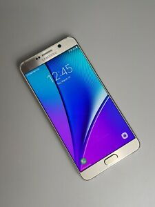 Samsung Galaxy Note 5 Gold SM-N920 - 32GB Single SIM *Very Good Condition*
