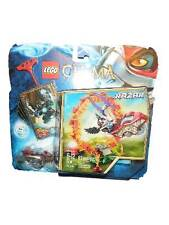 NEW Lego Legends of Chima Razar Set 83 Pieces Ring Of Fire 70100