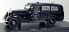 Voitures, camions et fourgons miniatures noirs Schüco pour Mercedes