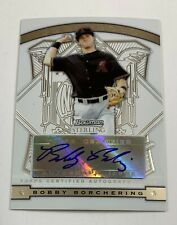 2009 Topps Bowman Sterling Bobby Borchering Auto Card  AR21