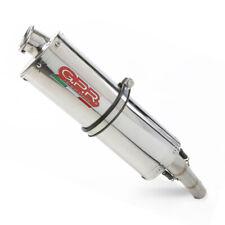 Scarico GPR  HONDA XR 650 R 2000/08 TERMINALE SCARICO Omolog.  TRIOVAL