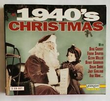 1940'S Christmas 3 CD Box Set - New in Box CDs Sealed