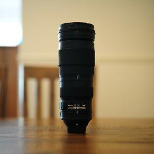 AS NEW Nikon AF-S NIKKOR 200-500mm f/5.6E ED VR Lens
