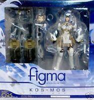 Used Max Factory figma 095 XENOSAGA EPISODE III KOS-MOS Ver.4 From Japan