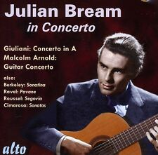 Julian Bream - Julian Bream in Concerto [New CD]