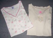 Lot de 2 tee-shirts Petit Bateau Taille 10 ans