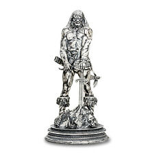 6 oz Silver Antique Statue - Frank Frazetta (The Barbarian) - SKU #97595