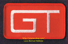 LMH Patch  GRAND TRUNK Railway System  GT  CANADIAN NATIONAL CN CNR Railroad red