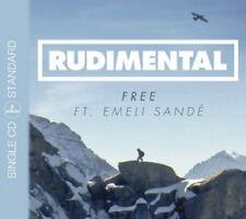 RUDIMENTAL FEAT. EMELI SANDÉ - FREE (2TRACK)  CD SINGLE NEU