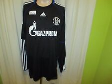"FC Schalke 04 Adidas DFB-Pokal Sieger Torwart Trikot 2011 ""GAZPROM"" Gr.XXL Neu"