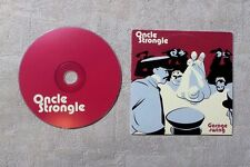 "CD AUDIO MUSIQUE / ONCLE STRONG ""GARAGE SWING"" 4T  CD MAXI-SINGLE PROMO"