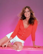 ACTRESS CATHERINE BACH - 8X10 PUBLICITY PHOTO (AB-291)