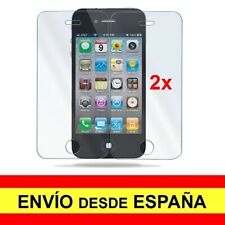 2x Cristal Templado para IPHONE 4 / 4S / 4C Protector Pantalla Vidrio 2xa1856