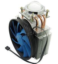 Heatsink Cooling Fan for 100W 150W High Power LED + 44mm Lens Reflector Base