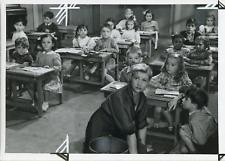 """Actrice Blanchette Brunoy """"La maternelle"""" (1949) de Henri Diamant-Berger, 1944,"""