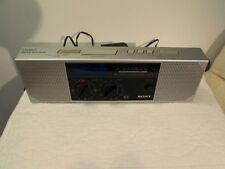 VINTAGE SONY DREAM MACHINE EZ-7 AM/FM Stereo Digital Clock Radio ALARM