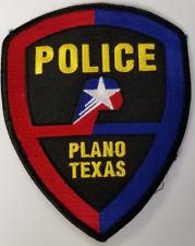 PLANO TEXAS TX CLOTH PATCH