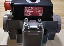MOOG Electro-Hydraulic Servo Valve M/N: 072-1803-15