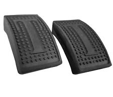 2 x Brake & Clutch Pedal Rubbers For Triumph Spitfire, TR3, TR6 & Herald 122289