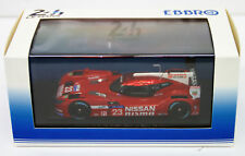Ebbro 45256 NISSAN GT-R LM NISMO 2015 Le Mans 24 hours No. 23 Red 1/43 scale